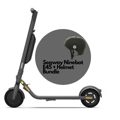 Segway-Ninebot: Kickscooter E45